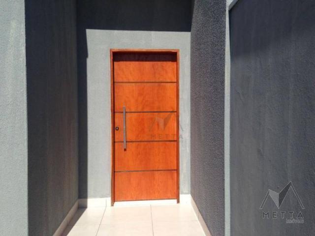 Casa com 2 dormitórios à venda, 62 m² por R$ 160.000 - Jardim Novo Prudentino - Presidente - Foto 3