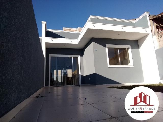 Casa à venda com 3 dormitórios em Gralha azul, Fazenda rio grande cod:CA00087 - Foto 2