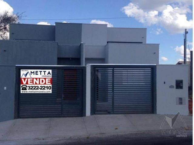 Casa com 2 dormitórios à venda, 62 m² por R$ 160.000 - Jardim Novo Prudentino - Presidente - Foto 2