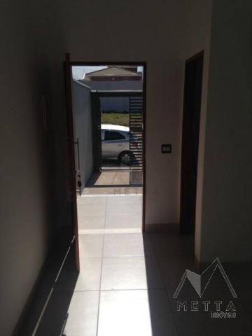 Casa com 2 dormitórios à venda, 62 m² por R$ 160.000 - Jardim Novo Prudentino - Presidente - Foto 17