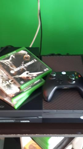 Xbox one fat só venda