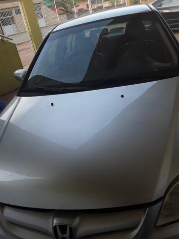 Honda civic lxl 1.7 automático 2006