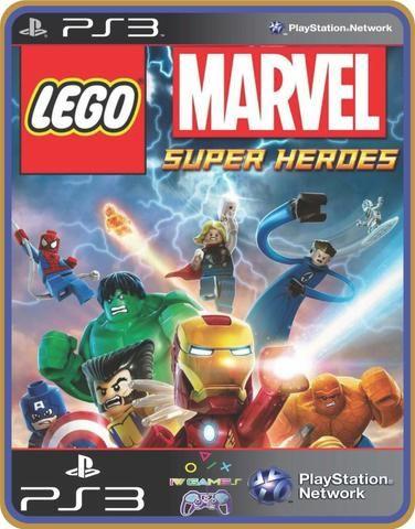 Ps3 Lego Marvels Avengers Vingadores - Foto 5