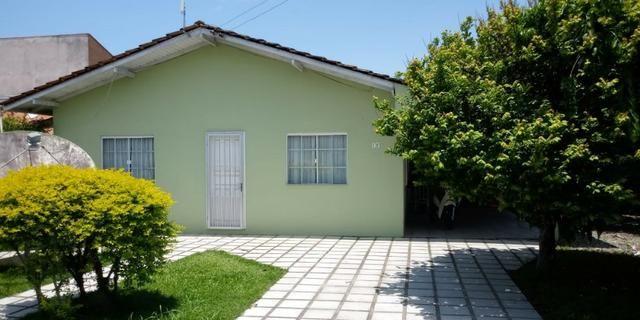 Casa a 550 metros do mar, rua calçada, perto de padaria, escola, mercado, lotérica - Foto 7