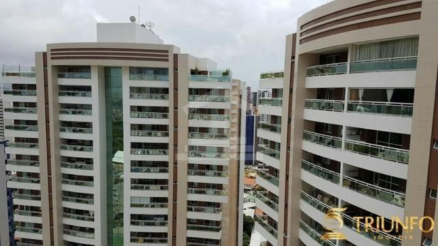 (EXR) Bairro Cocó | Apartamento de 135m², Varanda Gourmet [TR13087] - Foto 4