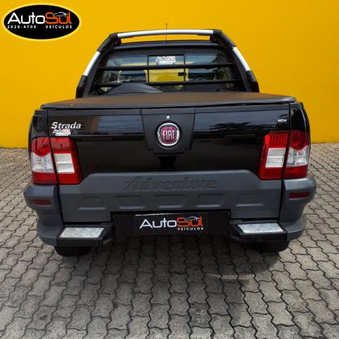 FIAT STRADA 2013/2013 1.8 MPI ADVENTURE CE 16V FLEX 2P MANUAL - Foto 6