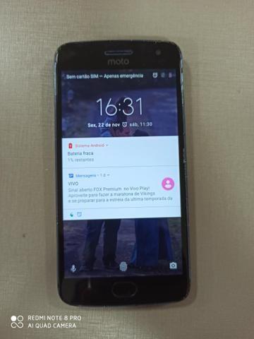 Moto G5 plus 32 GB