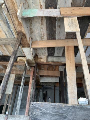 Vendo madeira para laje - Foto 4