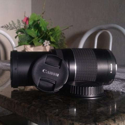 Lente Canon 75-300 - Foto 4