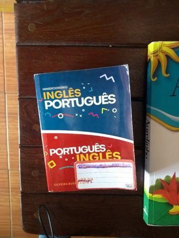 Minidicionário Inglês / Português - autor Silveira Bueno Adventista. R$ 20,00 - Foto 2