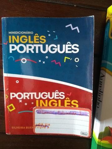 Minidicionário Inglês / Português - autor Silveira Bueno Adventista. R$ 20,00