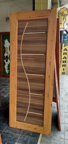 Porta de madeira e MDF - Foto 2
