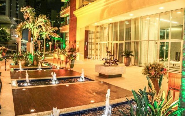 (EXR) Bairro Cocó | Apartamento de 220m², 4 suítes, Varanda Gourmet [TR12863]
