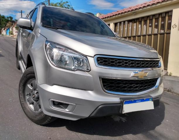 Chevrolet S10 Advantage 2.4 Flex 2016 Já Financiado - Foto 4