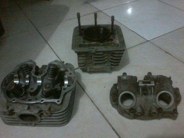 Motor nx4 falcon Valor negociável coloquei motor da xt660 na minha