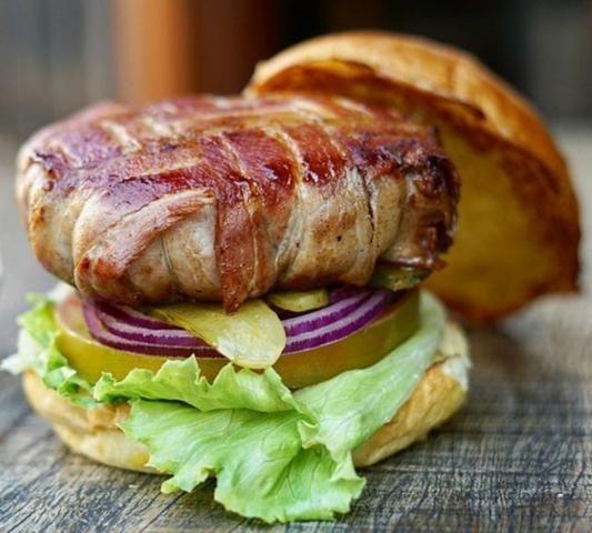 Aprenda a fazer hambúrguer de verdade
