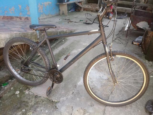 Vende bicicleta 21 marcha. nao entrego - Foto 3