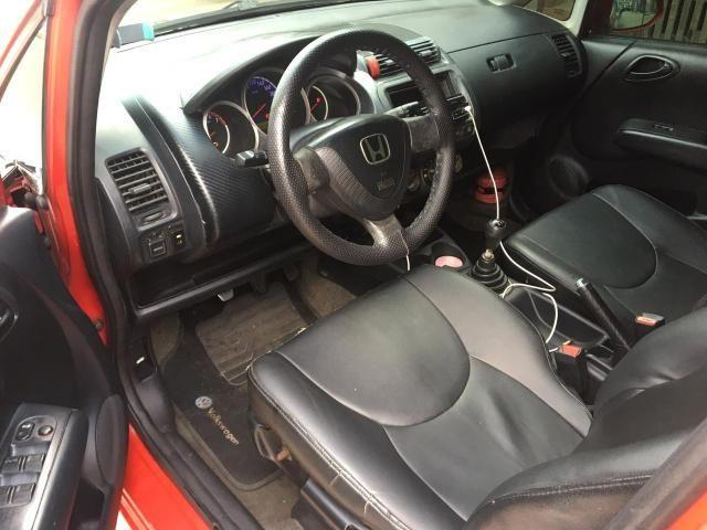 Honda fit 1.4 2004 completão - Foto 4