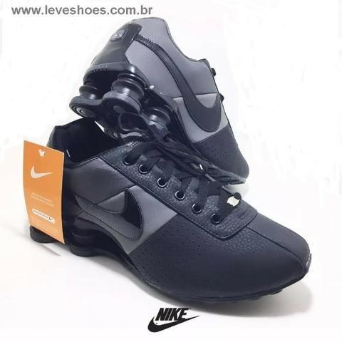 Tênis Nike Shox Júnior 4 Molas Masculino 189