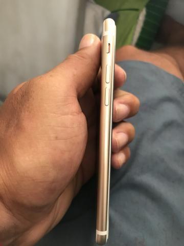 IPhone 7 32 GB dourado super novo - Foto 3