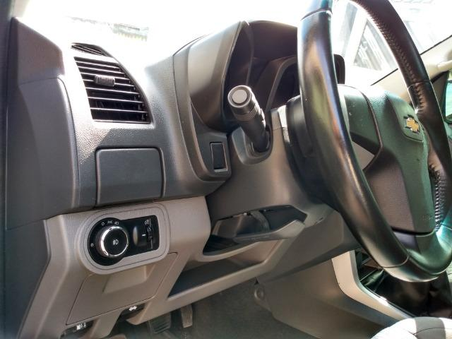 Chevrolet S10 Advantage 2.4 Flex 2016 Já Financiado - Foto 12