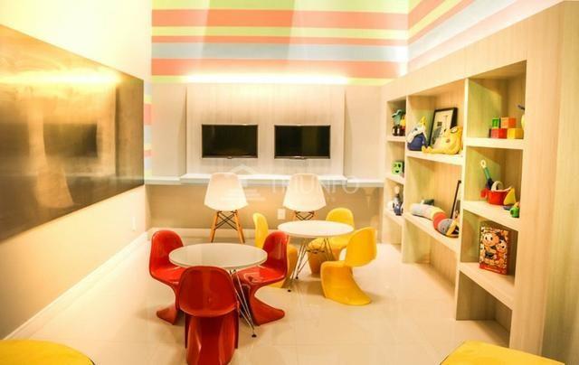 (EXR) Bairro Cocó | Apartamento de 220m², 4 suítes, Varanda Gourmet [TR12863] - Foto 3