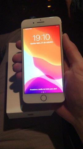 IPhone 7 Plus 32 Gb Dourado - COMPLETO