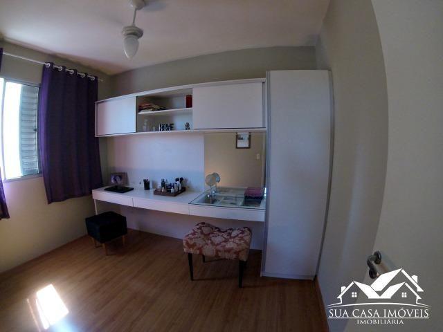 AP-Apartamento 2 quartos, Lindo e Decorado Jardim limoeiro - Foto 7