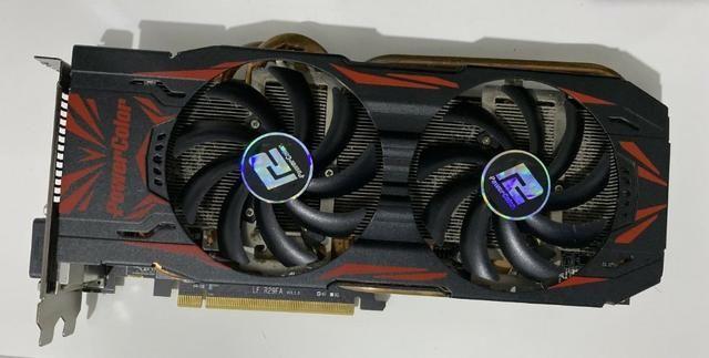 Vendo Placa de video AMD R9 290 4gb GDDR5