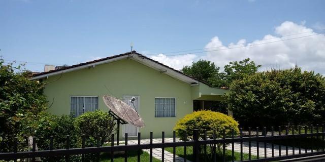 Casa a 550 metros do mar, rua calçada, perto de padaria, escola, mercado, lotérica - Foto 9