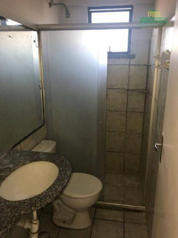 Apartamento de 03 quartos muito ventilado! - Foto 17