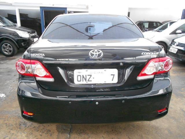 Toyota corolla gli 1.8 flex automático 2013/2014 completo todo revisado file - Foto 5