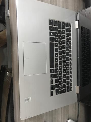 Notebook Dell top de linha com teclado luminoso e processador i7 - Foto 2