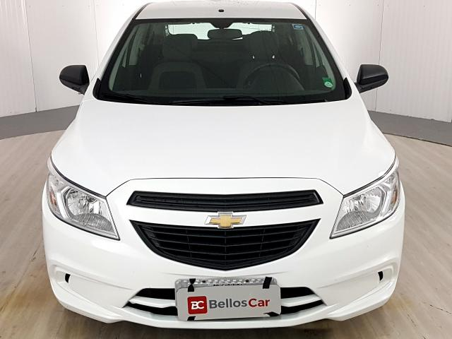 Chevrolet ONIX HATCH LS 1.0 8V FlexPower 5p Mec. - Branco - 2016 - Foto 5