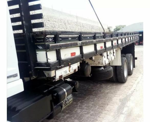 Mb Atego 2426 truck carroceria - Foto 3