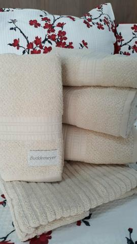 Jogo de toalhas buddemeyer - Foto 3