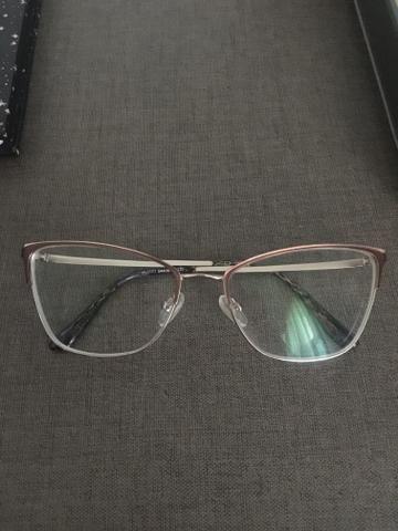 Óculos de grau - armação de metal - Bijouterias, relógios e ... 531c365f38
