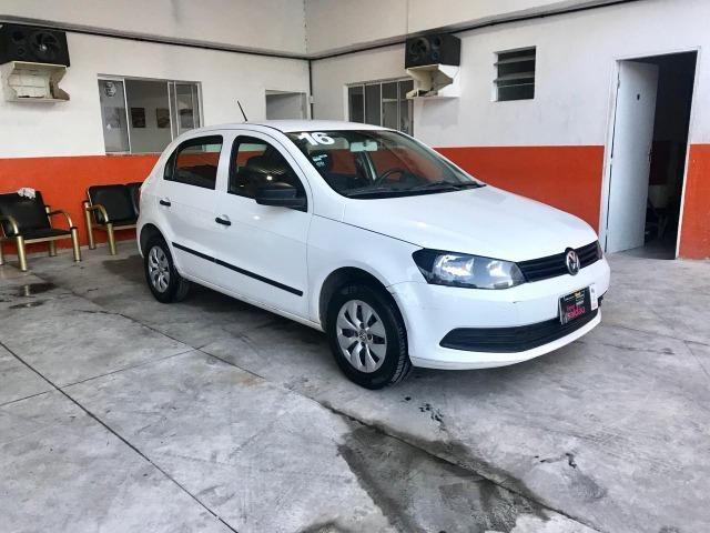 Vw - Volkswagen Gol 1.0 2016 Completo * Raridade* Felipe 27-99897-0599