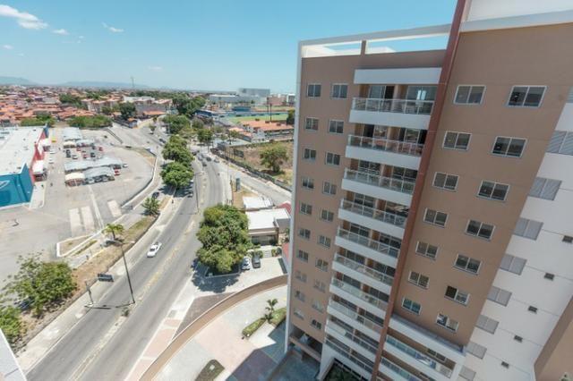 Duo Towers Residence, NOVO, 57m2, 2 Qtos, 2 Vagas e com Preço Promocional - Foto 6