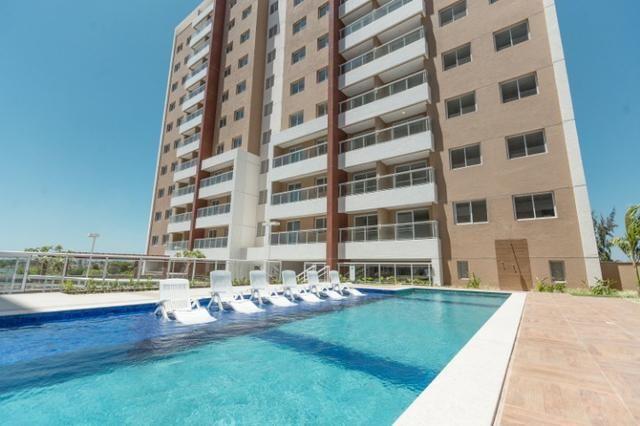 Duo Towers Residence, NOVO, 57m2, 2 Qtos, 2 Vagas e com Preço Promocional - Foto 2