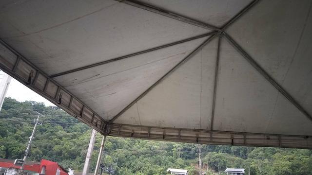 Vendo tenda 12x12