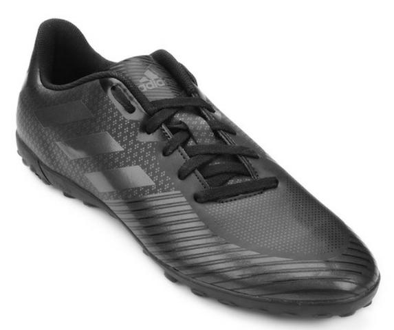 Chuteira Society Adidas Artilheira 18 TF Masculina - Preto - Roupas ... 9be6a2fae8e5e