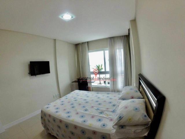 Apartamento com 2 dormitórios para alugar, 90 m² por R$ 1.200/dia - Centro - Balneário Cam - Foto 6