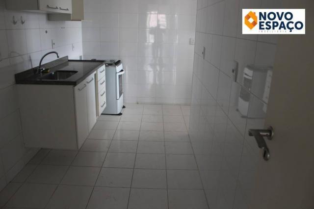 Apartamento com 2 dormitórios para alugar, 70 m² por R$ 1.000/mês - Centro - Campos dos Go - Foto 12