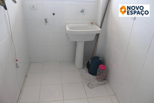 Apartamento com 2 dormitórios para alugar, 70 m² por R$ 1.000/mês - Centro - Campos dos Go - Foto 20