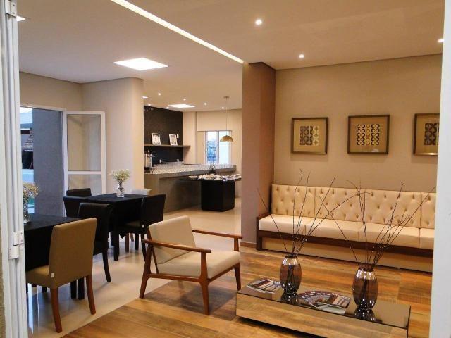 Apartamento com 2 dormitórios para alugar, 45 m² por R$ 1.200/mês - Paulicéia - São Bernar