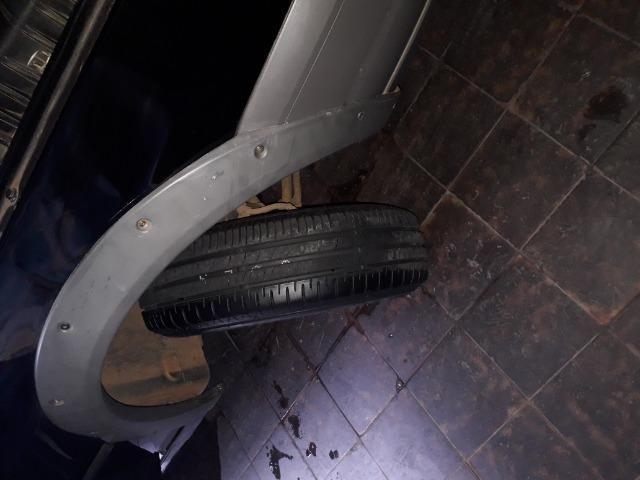 Fiat uno way fire 4p preto - Foto 4
