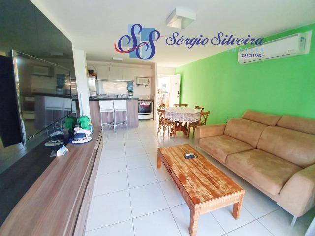 Apartamento à venda no Wellness Beach Park Porto das Dunas