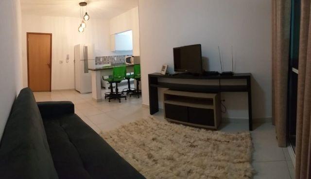 Apartamento mobiliado para temporada NOVINHO em Cuiabá bem localizado - Foto 8
