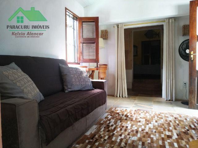 Alugo casa confortável em um bom lugar tranquilo em Paracuru - Foto 4